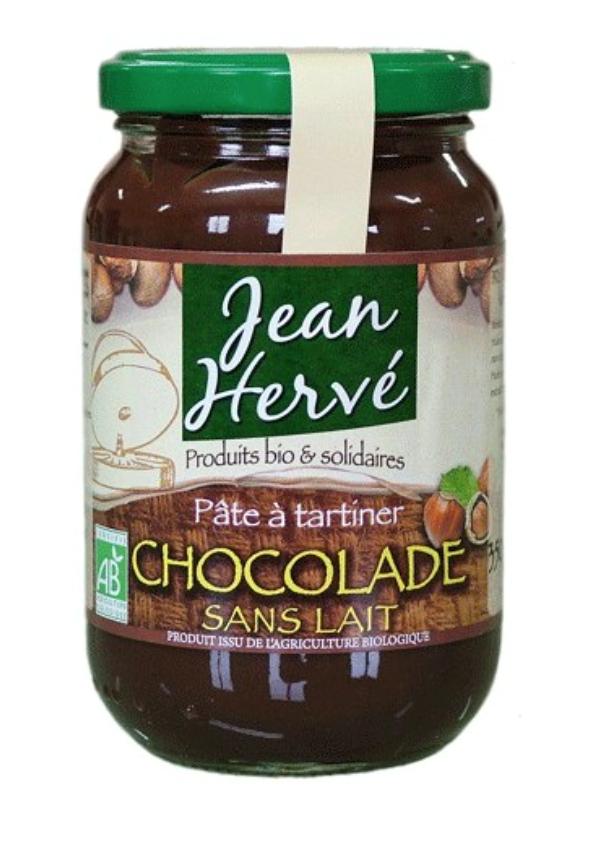 Chocolat sans lait Jean Hervé