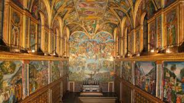 Une prestigieuse église