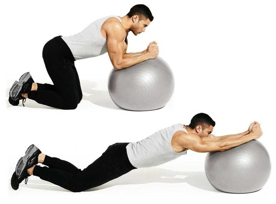 Abdo ballon de gym 2