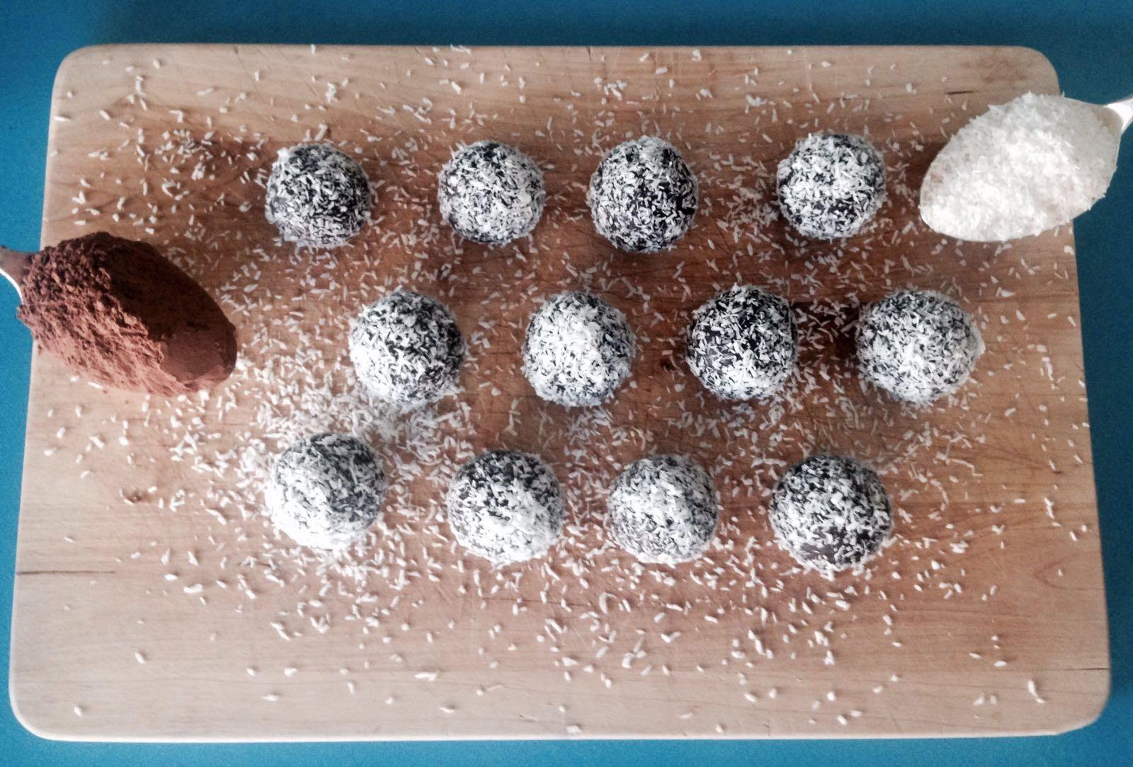 Recette choco truffes