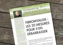 Fibromyalgie : les 20 mesures pour s'en débarasser (avril 2016)