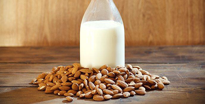 Pourquoi préférer le lait d'amande ?