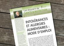 Intolérances et allergies alimentaires : Mode d'emploi