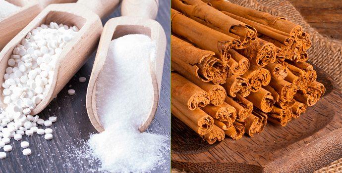 L'Europe autorise l'aspartame et interdit la cannelle