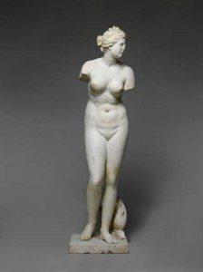 Cette Vénus du sculpteur grec Phidias avait de bons apports en collagène !