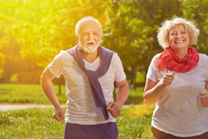 Des parcs pour les personnes âgées