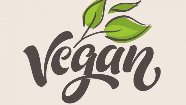 joli logo pour du vegan