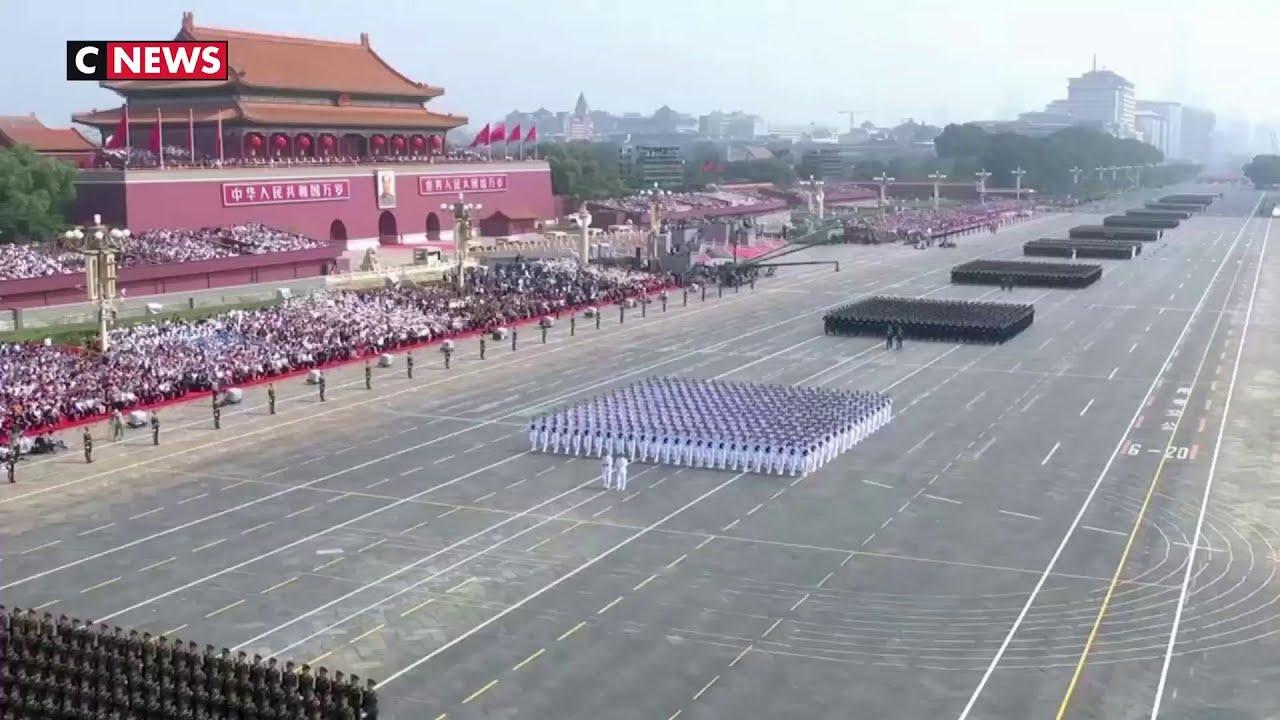 armée défilé covid